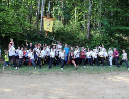 Sommerlager 2017 am Rannasee