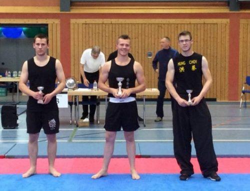 NWP beim Wan Fu Cup in Hamburg-Alveslohe erfolgreich