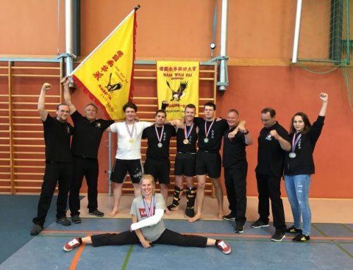 Spitzenergebnisse auf dem 11. Wan Fu Cup