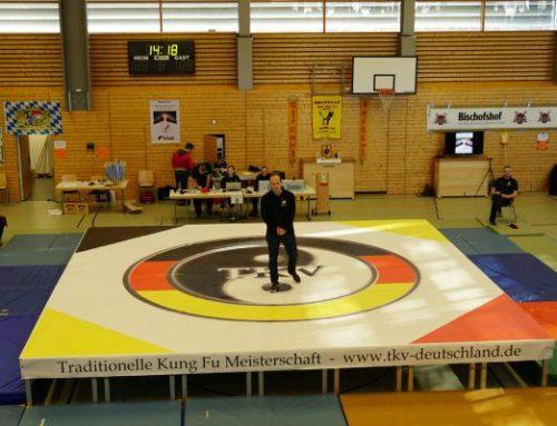 1. Süddeutsche Kung Fu Meisterschaft