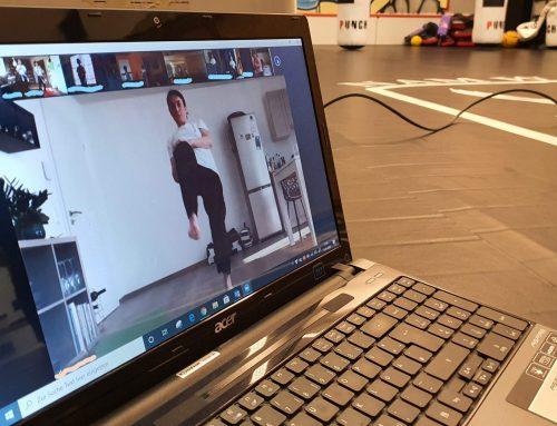 Onlinetraining – Kung Fu geht immer und überall